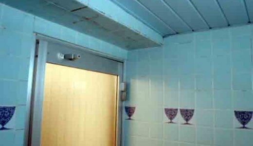 古いお風呂のタイル壁も浴室専用パネル工法で簡単リフォーム