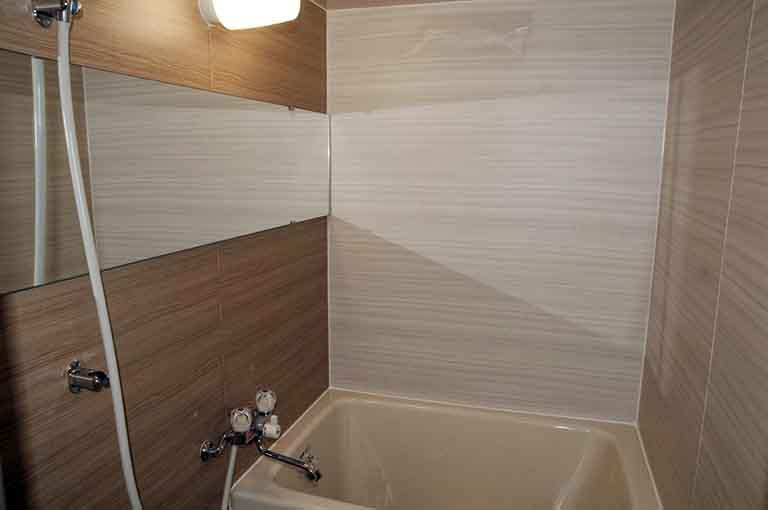 浴室壁パネル