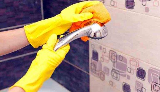 知っておきたい浴室の汚れの種類と掃除方法