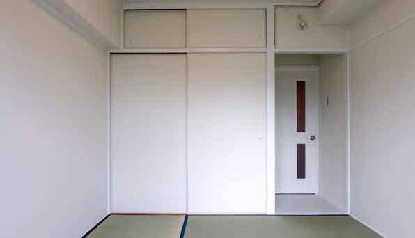 アトリエde境谷東の和室の写真