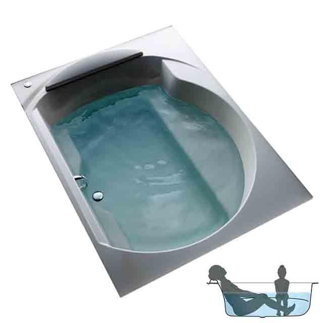 スパージュのフルワイド浴槽の写真